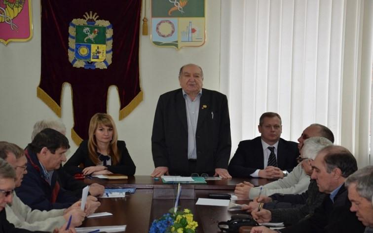 З активом ГО «Спілка Чорнобиль України» обговорювали проблемні питання чорнобильців